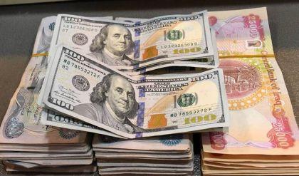 انخفاض طفيف لأسعار صرف الدولار في الأسواق العراقية مع ارتفاع الذهب