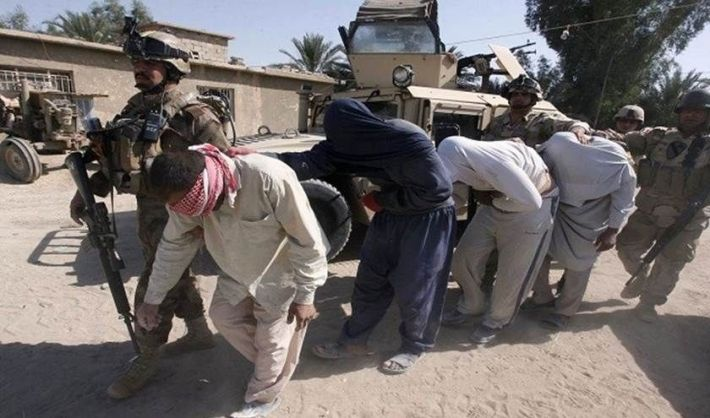 اعتقال 14 داعشيا في عملية أمنية غرب الموصل