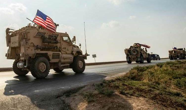 استهداف رتل للتحالف الدولي بعبوة ناسفة شمالي بغداد