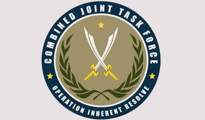 التحالف الدولي ينفي دخول ارتال عسكرية الى المنطقة الخضراء