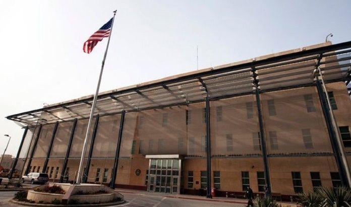 التحالف الدولي يصدر بياناً بشأن استهداف السفارة الامريكية