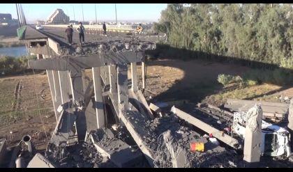 الشركة العامة لتنفيذ مشاريع النقل تعلن استعدادها لبناء جسور مدينة الموصل