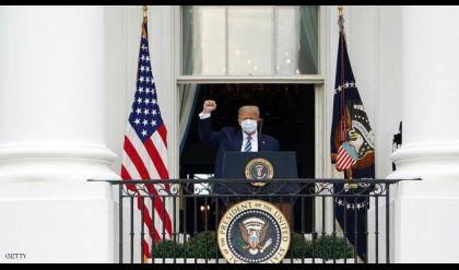 ترامب: اكتسبت مناعة ضد