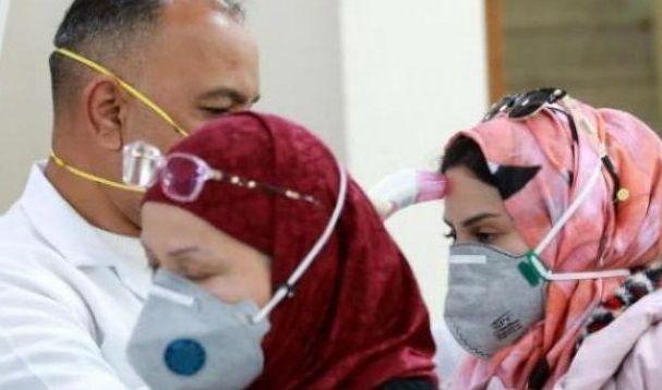 الصحة تكشف عدد إصابات كورونا في العراق