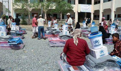 واشنطن تقدم 165 مليون دولار إضافية على شكل مساعدات لليمن