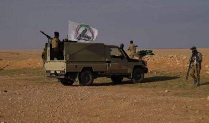 القوات الامنية والحشد الشعبي ينفذان عملية دهم وتفتيش غربي الموصل
