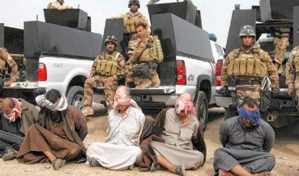 القبض على 10 مطلوبين بينهم إرهابيون في بغداد