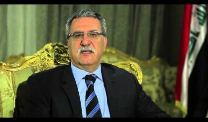 العاني يحمل العبادي مسؤولية الأحداث في حزام بغداد ويحذر من انفلات السلاح