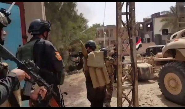الداخلية : القبض على 9 دواعش في تلعفر و جانبي الموصل