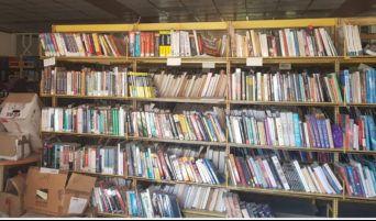 جامعة الموصل تتسلم 5300 كتاب علمي وثقافي من منظمة انقاذ الكتب العالمية