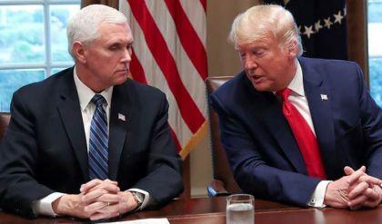 ترامب وبنس في جبهة موحدة بمواجهة الديمقراطيين