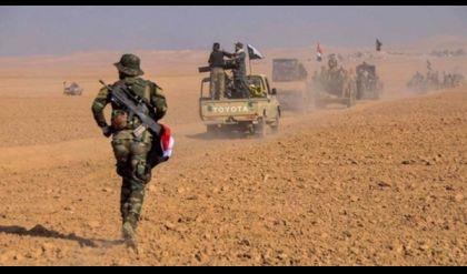 مقتل اربعة دواعش بينهم مساعد والي البادية في نينوى