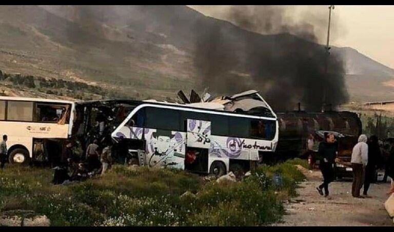 الخارجية: حصيلة ضحايا حادث السير في سوريا بلغت 41 عراقياً