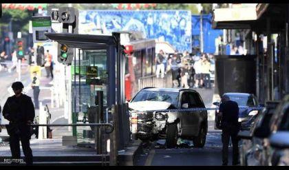 هجوم ملبورن.. سيارة حصدت الجميع وأجساد تتطاير