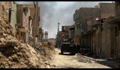 القوات العراقية تصفي عشرات المتسللين من داعش بجبهة الموصل