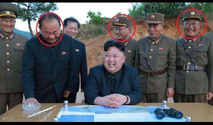 الثلاثي الدائم الظهور وراء زعيم كوريا الشمالية