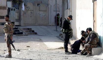 القبض على داعشي بالساحل الأيمن من الموصل