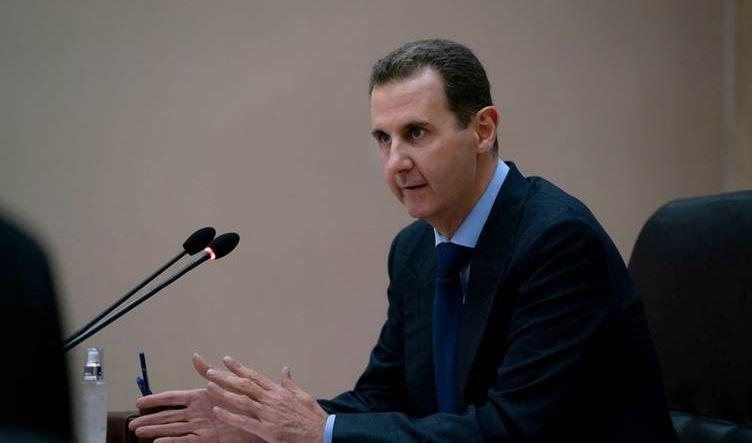 الأسد: المفاوضات حول سوريا لن تنجح بوجود التدخل الخارجي